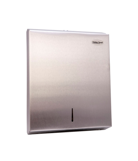 Folded Towel Dispenser S S Michem