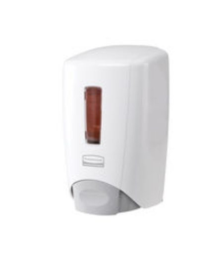 Flex Soap Dispenser - White