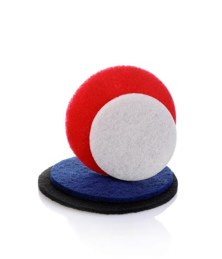 Red Polishing Pad