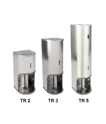 Stainless Steel Toilet Paper Roll Dispenser