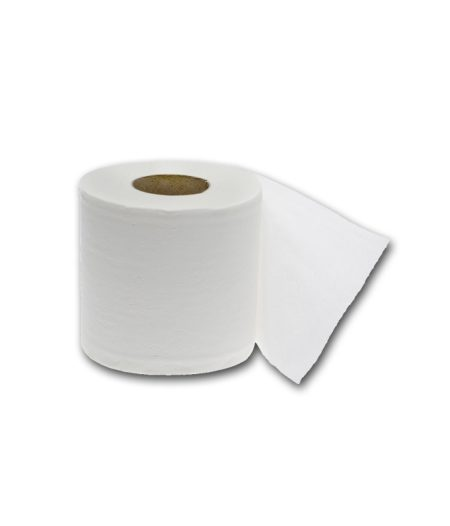 PAC124 Cotton Luxury 2Ply Toilet Paper (48's)