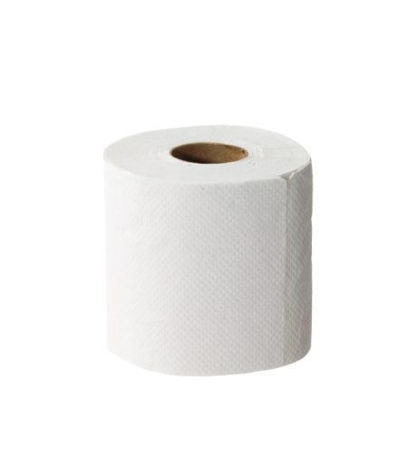 PAC174 Cotton Eco 1Ply Toilet Paper (48's)