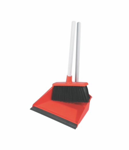 Dustpan & Whisk Broom